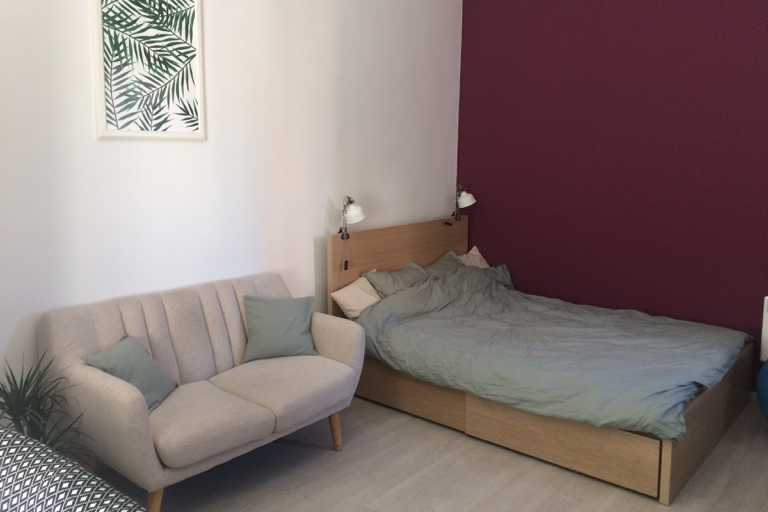 Home Staging - Design2Sell - Falk Miksa utcai projekt